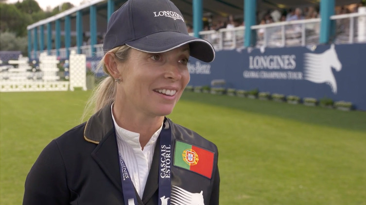 Edwina Tops-Alexander ranking leader – Source: LGCT