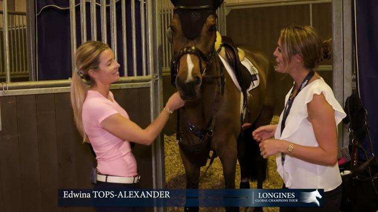 LGCT Feature with Edwina Tops-Alexander and Lintea Tequila – Source LGCT