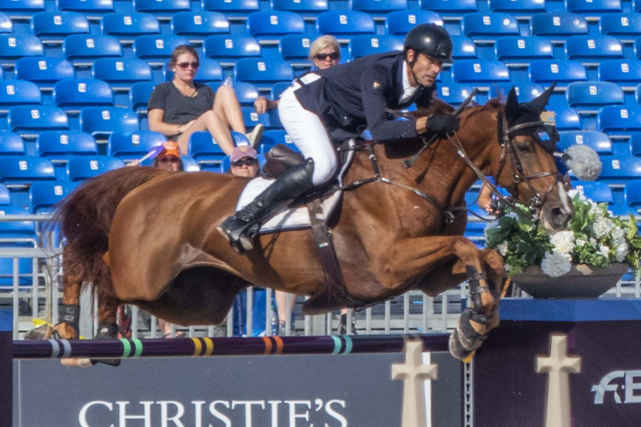 Great performance by Aussie riders in Tryon