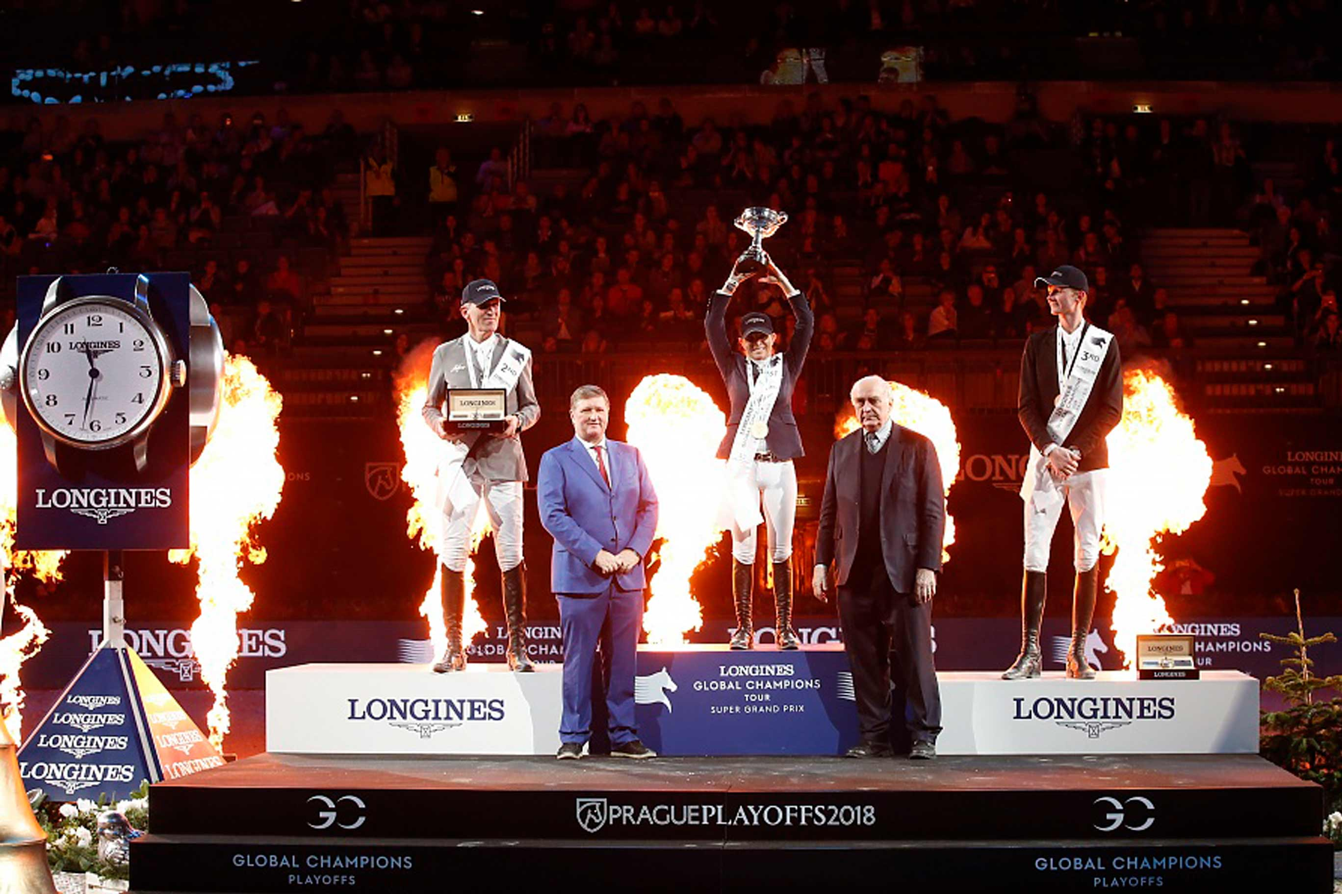 Edwina Tops-Alexander – LGCT Prague Playoff Super Grand Prix