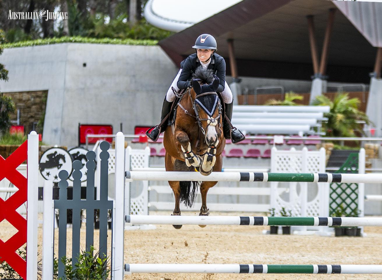Teams Oaks Sport Horses And Martin Collins Australia In