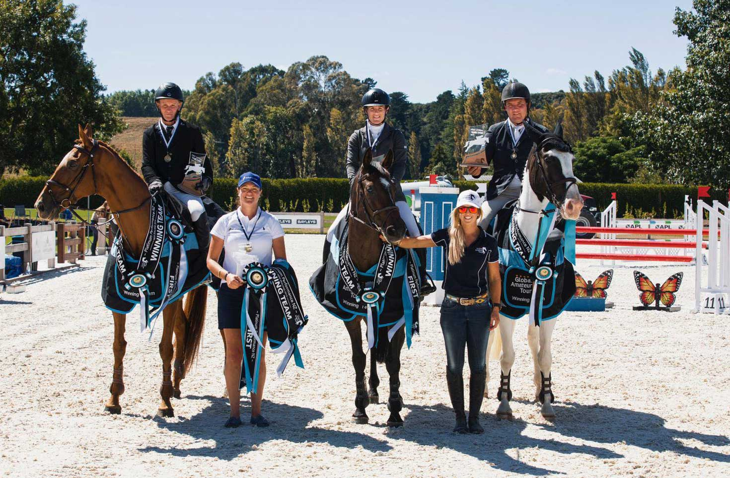 Great opportunity for Amateurs – GAT 2020 NZ entries now open