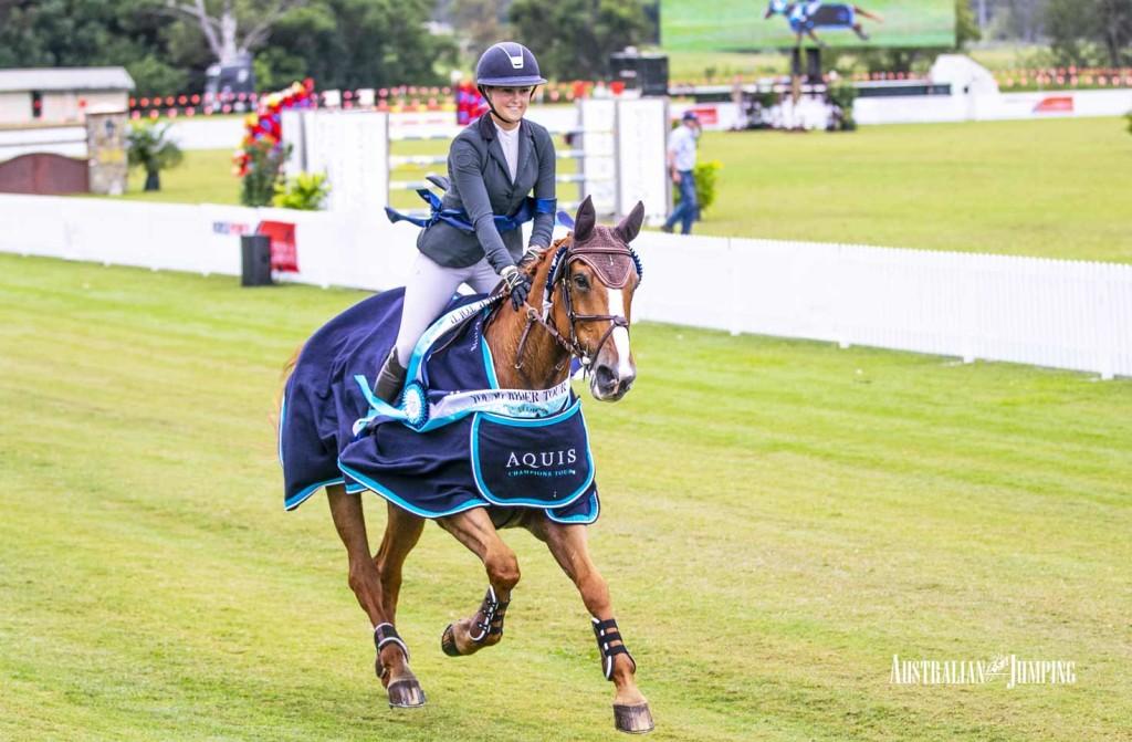 Amelia-gallop