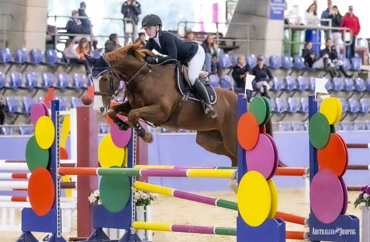 Inaugural JNSW Winter Showjumping Classic a great success