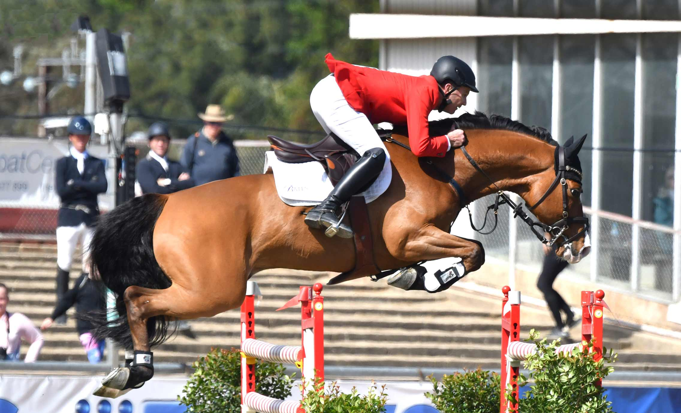 Russell Johnstone And Daprice Soar To Adelaide World Cup
