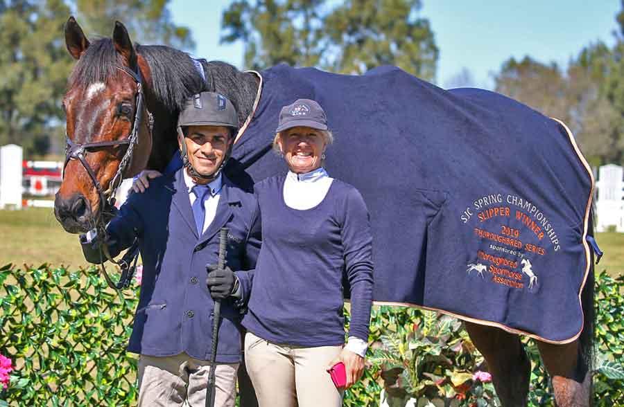 Thoroughbred Sports Horse Association (TSHA) initiative is a winner
