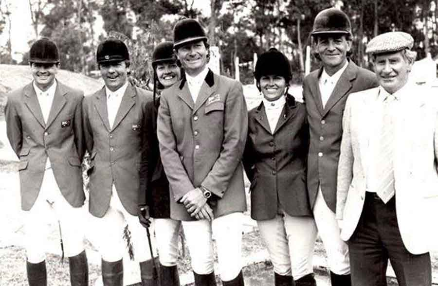 Great response to new 'History of Australian Showjumping' ..
