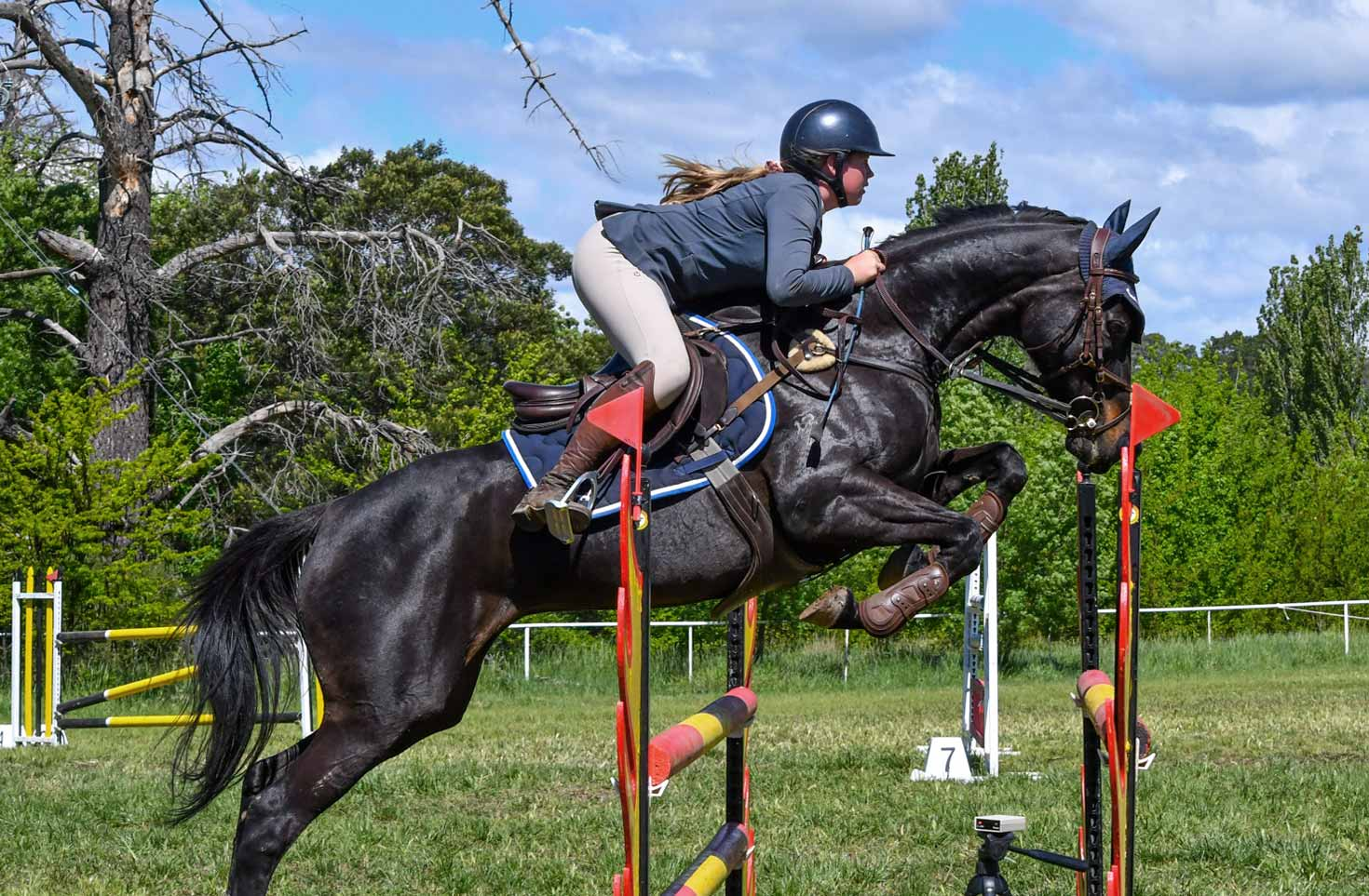 Success for Charly Robinson-Smith in Canberra