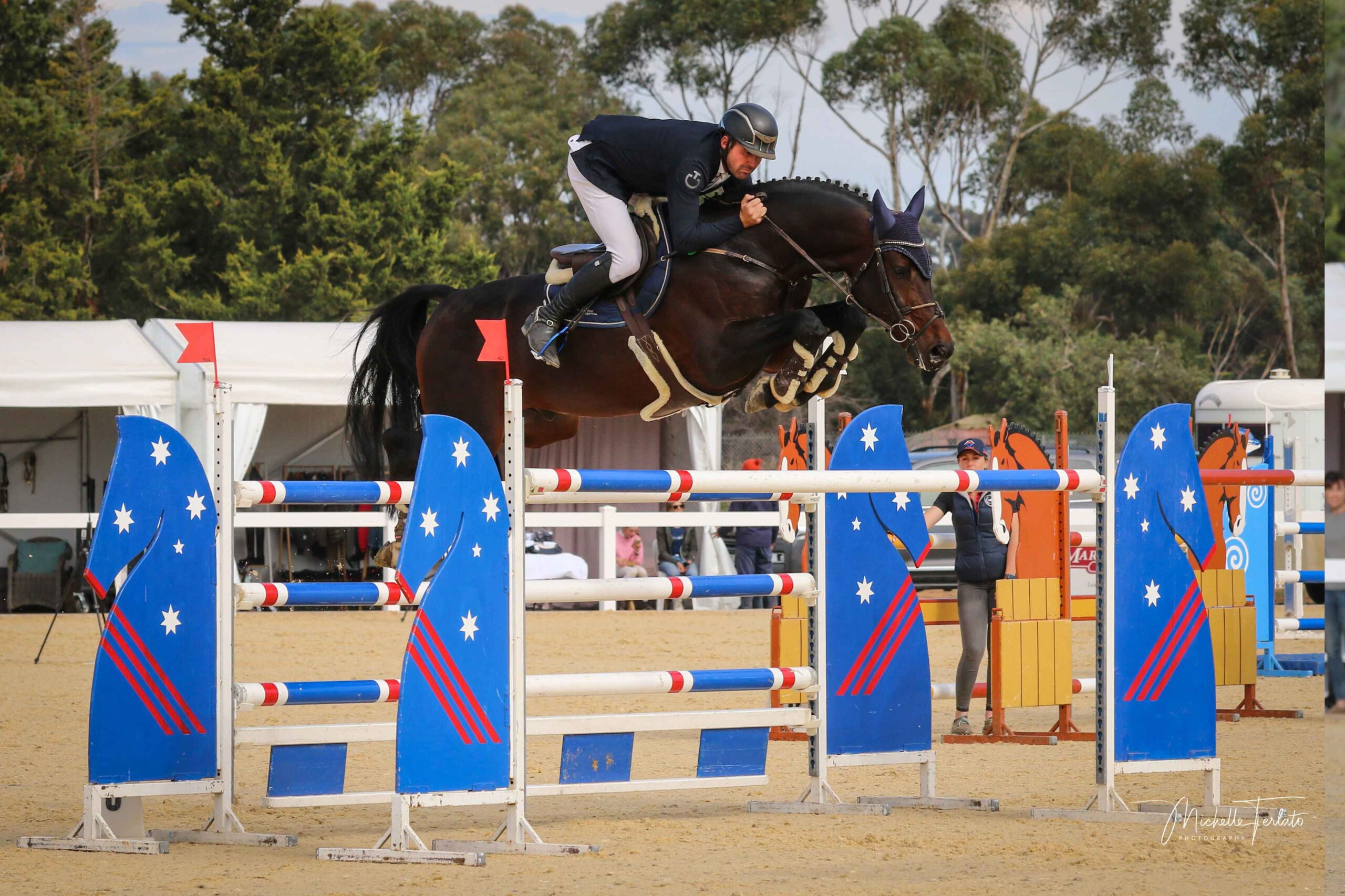 James Arkins claims Victorian State Title