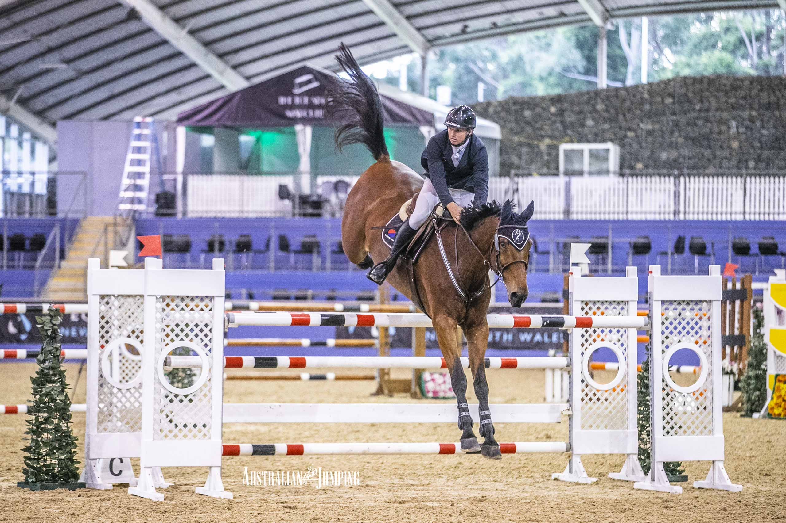 A tale of success for Jamie Kermond at the JNSW Autumn Classic