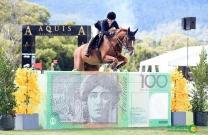 Queensland Grand Prix Horse Round 3