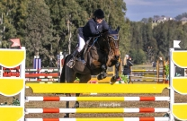Brilliant long weekend of jumping at scenic Camden
