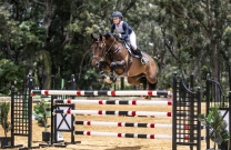 Maleah Lang McMahon – Australian Jumping National Rider of 2020