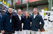 Great effort by Australian riders in the Saut Hermès Grand Prix in Paris!