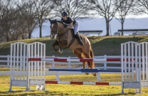 Glorious winter's day for Sydney Jump Club Competition
