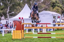 Fuller flies to World Cup victory at Werribee