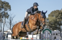 Competition heats up on Day 2 of the NSW Country Jumping Championships