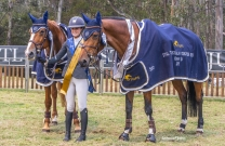 Douglass dominates Stal Tops Young Rider Series