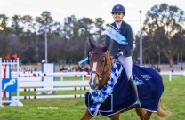 Amelia Douglass claims 2019 NSW Young Rider Title