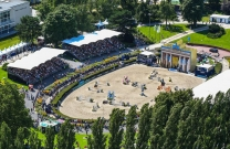 Edwina Tops-Alexander looking to regain the top spot in Berlin this weekend