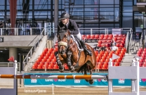 Raymont Reigns in Mini-Prix at Sydney Royal