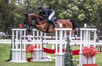 Raymont rockets to victory in JNSW Summer Show Mini-Prix