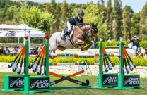 New Zealand Young Rider flies in to join AJTL team