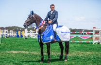 Brook Dobbin and Gina MVNZ win CSI1* at Boneo Classic