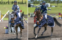 Thrilling conclusion to inaugural Stal Tops Australian Young Rider Series