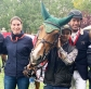 Celebrations in Camp Willis at Spruce Meadows