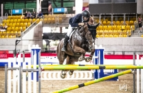Clem claims the cash in the Peel River Produce Grand Prix