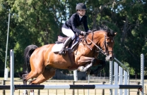 Another thrilling round of competition for our Australian Young Riders in NZ