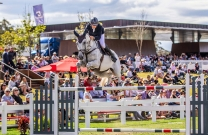 Spectacular four days of jumping at Willinga Park