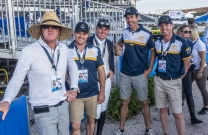 WEG: Speed Class Course Walk and chat with Chef D'Equipe Todd Hinde