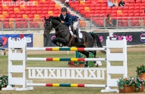 Clint Beresford delights with a win in the 2018 Sydney Royal Grand Prix