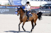 Edwina Tops-Alexander and California ready to go in Cannes