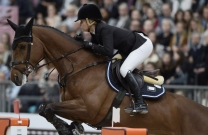 Excellent performance by Edwina Tops-Alexander at Basel