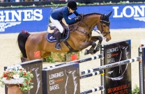Edwina Tops-Alexander Withdraws from 2018 FEI World Equestrian Games