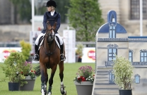Edwina Tops-Alexander one of the Top 10 looking for results in Chantilly this weekend