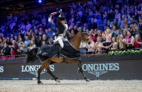 Aussie pride as Edwina Tops-Alexander reigns at Longines Masters Paris