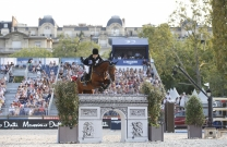 A thrilling and emotional finale for the spectacular 2018 Paris Eiffel Jumping GP