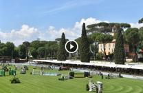 Edwina Tops-Alexander and Inca Boy Van T Vianahof - 3rd in ROLEX Grand Prix Piazza di Siena