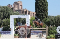 Edwina Tops-Alexander still on top of the leaderboard after Rome LGCT