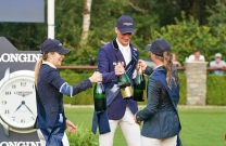 Podium places for Aussie girls in Europe