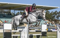Emily Riley takes Grand Prix victory at Hawkesbury Show