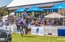 Erin Buswell and Quero Quero - 2018 Australian Young Rider Champion