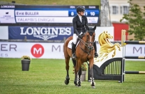 All the Aussies in the money at LGCT Chantilly