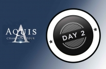 Aquis Champions Tour Results - Day 2