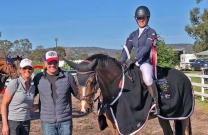 Georgie Siciliano stars at Swan River August Classic Weekend