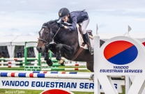 Holly Tomkins and Princess Annie - 2019 Australian Children's Champions